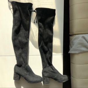 Designers brand midland boots suede leather